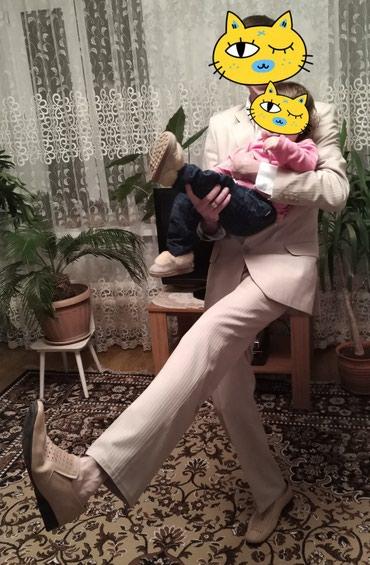 Пиджак+брюки+желет костюм брючный в Шопоков
