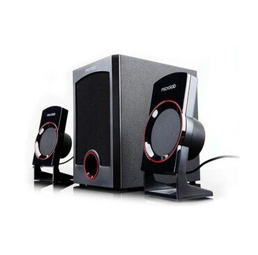 Microlab M-111 Акустическая система для просмотра фильмов, музыки и дл
