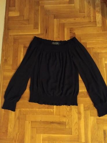Elegantna bluza xl - Srbija: Elegantna markirana crna bluza, skupo placenaAddy Van Den