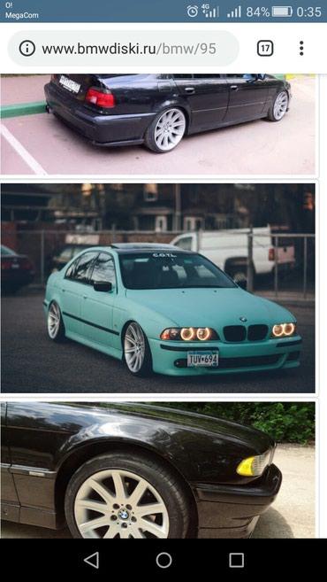 ДИСКИ BMW 95 стиль с резиной. 500$ в Бишкек