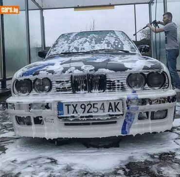 BMW 324 2.5 l. 1987 | 292500 km