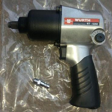 Wurth pneumatski pistolj 800NM, nov, nekoriscen kao sa slike - Pozarevac