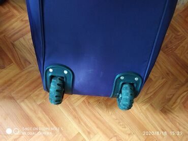 Продаю чемодан б/у отличном состоянии. г. Токмок