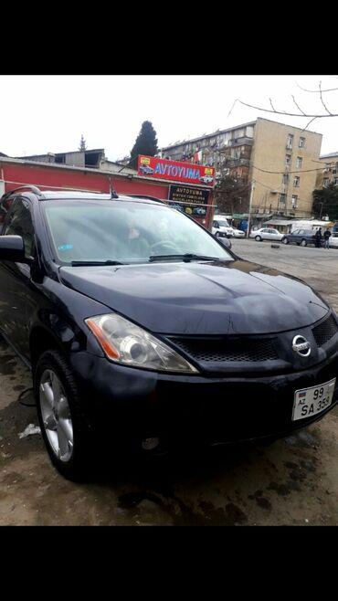 Nissan Azərbaycanda: Nissan