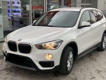 BMW X1 2 л. 2016 | 60000 км