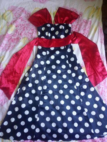 38 EU, 46 RU - Платье женское, произв. Польша, очень нарядное, длинное