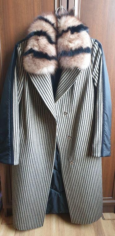 Palto. Yenidir Türk malıdı Razmer: 46