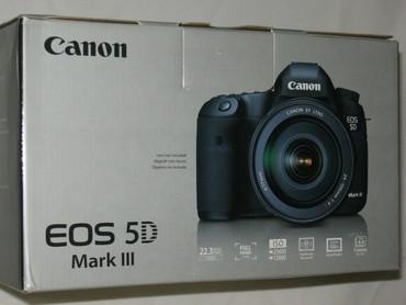 Φωτογραφική μηχανή ψηφιακής SLR CANON EOS 5D σε Athens