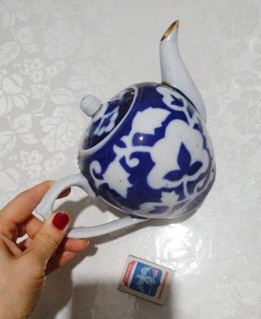 Хороший чайник заварочный, привезли из Ташкента в Бишкек