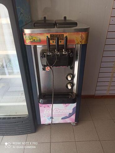 Электроника - Каракол: Продаю Фризер для мороженого в отличном состоянии, работал только в