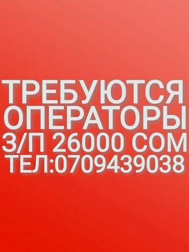 требуются отделочники бишкек в Кыргызстан: Оператор Call-центра. 5/2