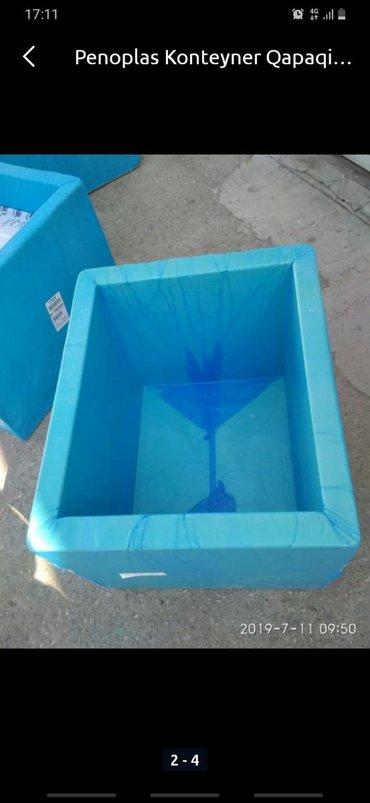 Охота и рыбалка - Азербайджан: Penoplas konteyner