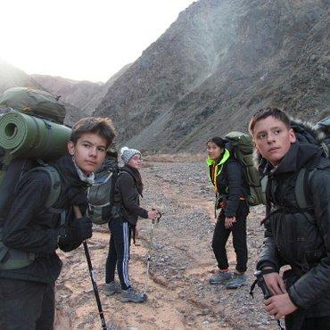Приглашаем подростков от 12 до 16 лет на в Бишкек