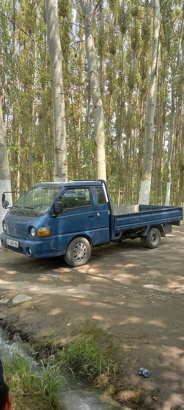 Транспорт - Ноокат: Hyundai Портер 2.7 л. 2003   360000 км