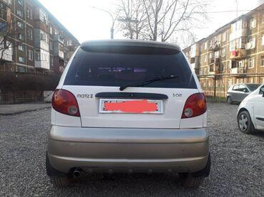 Daewoo Matiz 0.8 л. 2003   169999 км