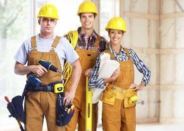 Требуются разнорабочие в строительную компанию на Иссык Куль оплата еж