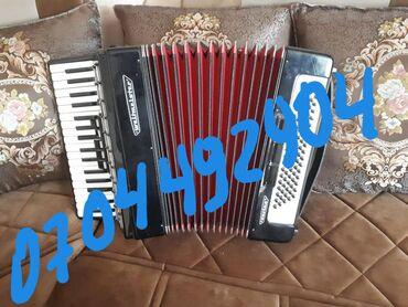 Музыкальные инструменты в Джалал-Абад: Аккордеон 'Weltmeister serino' сатылат. Баардык кнопкалары иштейт