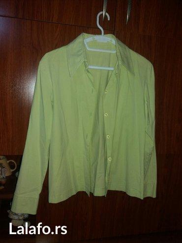 Ženska košulja, veličina 40 mada pristaje i s i m velicini. 95% pamuk, - Kragujevac
