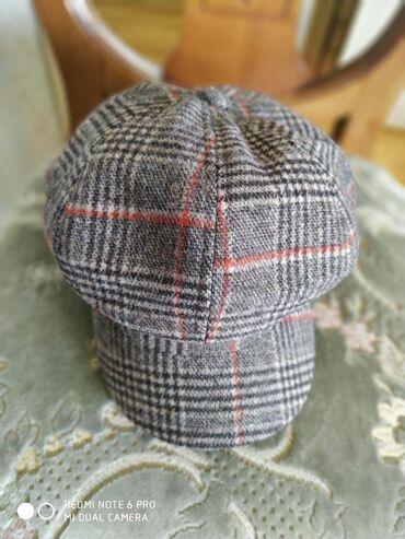 Кепка восьмиклинка или как ее еще принято называть гаврошская шапка из