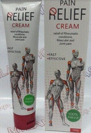 Pain Relief Cream - Крем для лечения суставов + в Бишкек