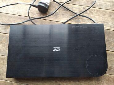 dvd плеер samsung в Азербайджан: Samsung DVD blu-ray 3D görüntü sensor düymələr 150azn