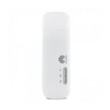 wi fi роутер и модем в Кыргызстан: Модем+Wi-Fi Huawei E8372 представляет собой компактное сетевое