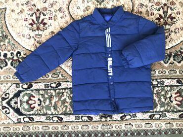 Легкая куртка на осень, весну. На рост 110-120. 2-3 года
