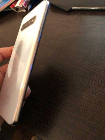 Samsung ue46 - Кыргызстан: Б/у Samsung Galaxy S10 128 ГБ Бежевые