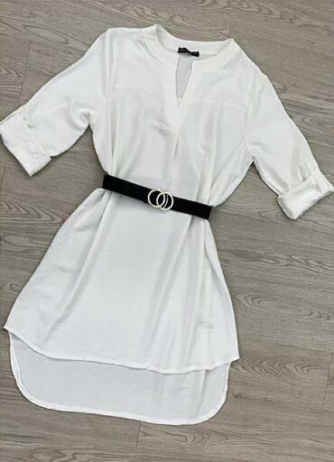 Kosulja-haljina S, M, L XL u vise boja 1 kom 850 din. 2 kom 1500