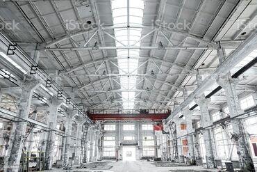 Заводы и фабрики - Кыргызстан: Сдается промышленное помещение!!! 3200 кв м, высота 12 метров