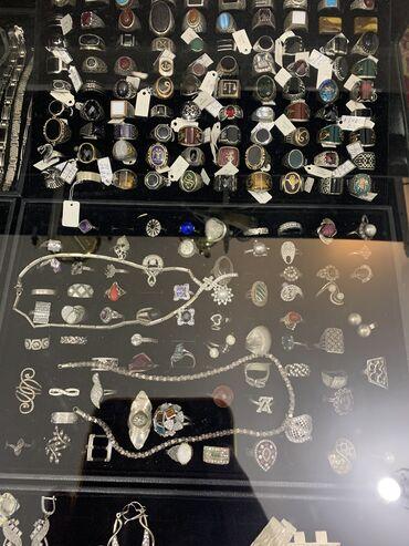 Серебрянные кольца, различных годов