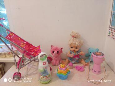 Игрушки - Кыргызстан: Игрушки оригинал, высшего качества и состояние нового, продаю в связи