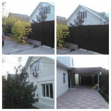ПРОДАЮ: дом в районе Горького/Минина(ботанический сад), 189м²(жилая 10 в Бишкек
