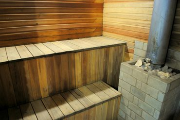Семейная баня для двоих!!! Чисто Уютно Отдельный вход Закрытая стоянка