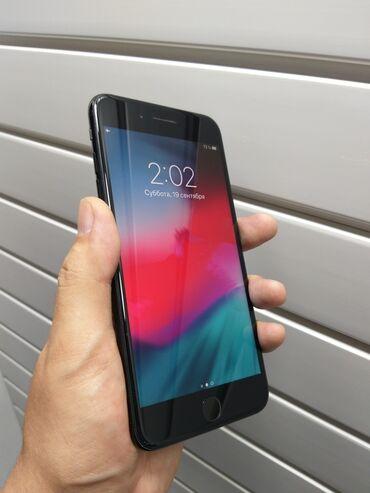 iphone 7 plus 128gb в Кыргызстан: Б/У iPhone 7 Plus 128 ГБ Черный (Jet Black)