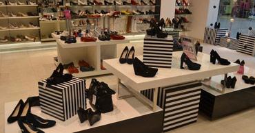 В магазин обуви требуется продавец в Бишкек
