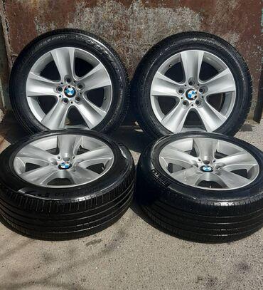 niva tekeri satilir - Azərbaycan: BMW F10 Diski tekeri ideal veryetde R17