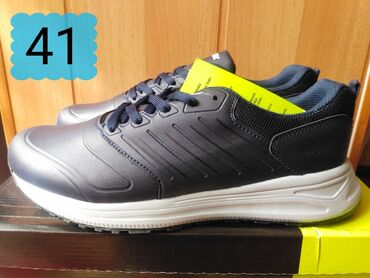 спортивная мужская обувь в Кыргызстан: Новые мужские турецкие кроссовки размеры написаны на фотке
