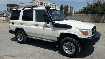 двигатель тойота авенсис 1 8 vvt i бишкек в Кыргызстан: Toyota LandCruiser 70 Series 4.2 л. 2008   74 км
