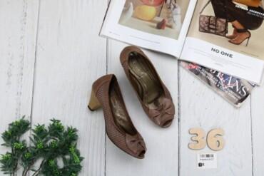 Личные вещи в Украина: Товар: Туфли женские размер 36, 3137.    Состояние: Хорошее.  Цвет: ко
