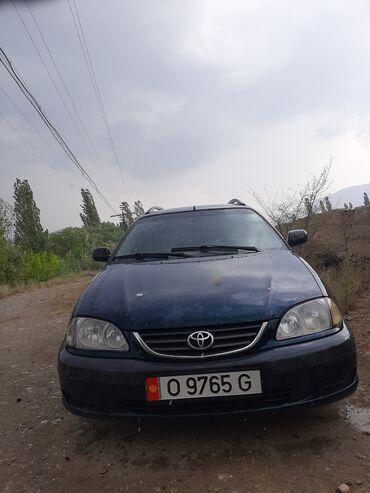 Транспорт - Кадамжай: Toyota Avensis 2 л. 2002