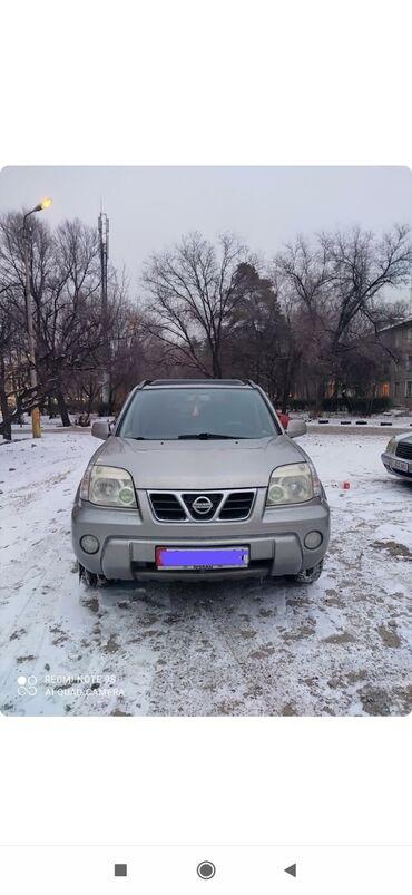 nissan interstar в Кыргызстан: Nissan X-Trail 2.2 л. 2003