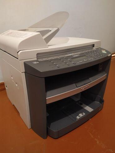 Принтеры в Бишкек: MF4690PL Canon, состояние отличное, печатает чисто, двух сторонняя