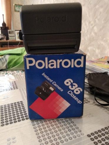 Полароид фотоаппарат новый в Bakı