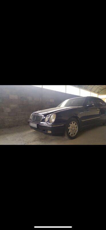 mercedes e в Кыргызстан: Mercedes-Benz E 270 2.7 л. 2002