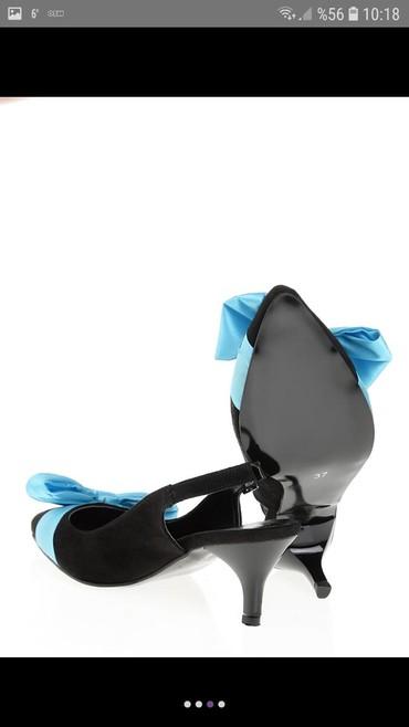 Туфли новые бренда DİVARESE Турция размер 38 в Бишкек
