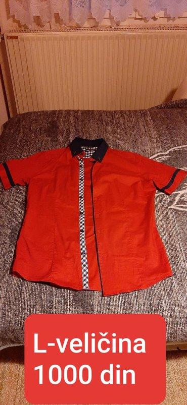 Muška odeća   Svrljig: Košulje L veličine