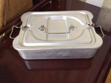 Продаю новую не использованную кострюлю контейнер для похода; для тури в Баку