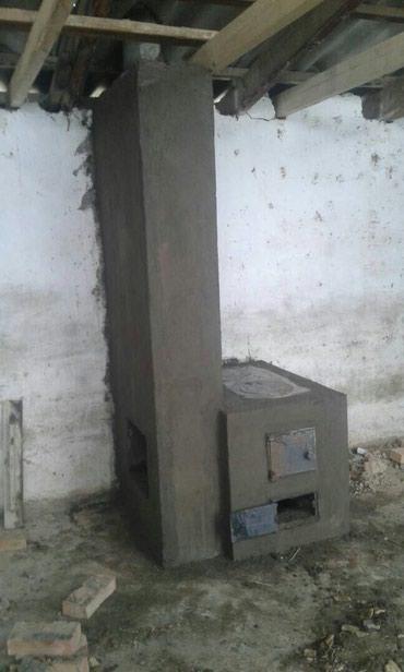 Чистка дымоходов,очак печка,барбекю делаем в Бишкек