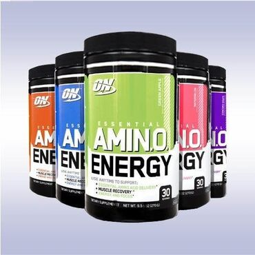 Аминокислоты для восстановление мышцы после тренировок